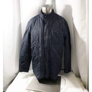 J. Crew Men's Quilted Jacket Size L